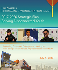 The Performance Partnership Pilot Strategic Plan cover page