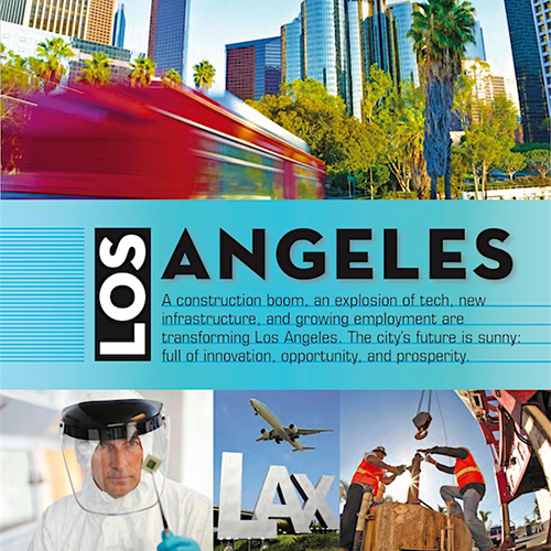 Fortune Magazine Interviews EWDD GM Jan Perry About L.A.'S Continuing Strong Job Growth and Workforce Development Efforts