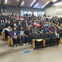 Families attend PLN College Prep Summit at Cal State LA