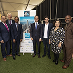 2019 Los Angeles Mayor's Small Business Summit Kick-Off Event on April 29, 2019, at LATTC