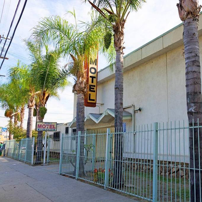 South LA Comet Motel Remodeled with BusinessSource Assistance