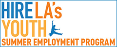 Hire LA's Youth Summer Employment Program