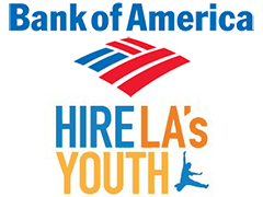Bank of America Donates to Hire LA's Youth