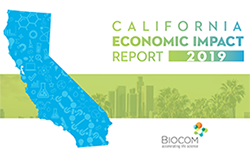 Biocom 2019 Economic Impact Report logo