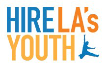Hire LA's Youth logo and website link
